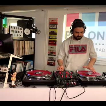 DJ True auf Twitch