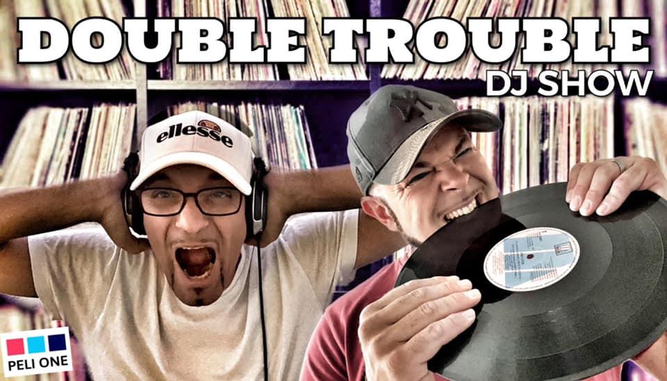 DoubleTrouble DJ-Show