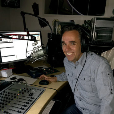 Frank Mathy im Studio Hessen