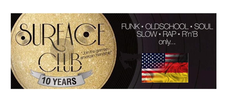 Surface Club Logo