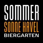 Sommer Sonne Havel Biergarten